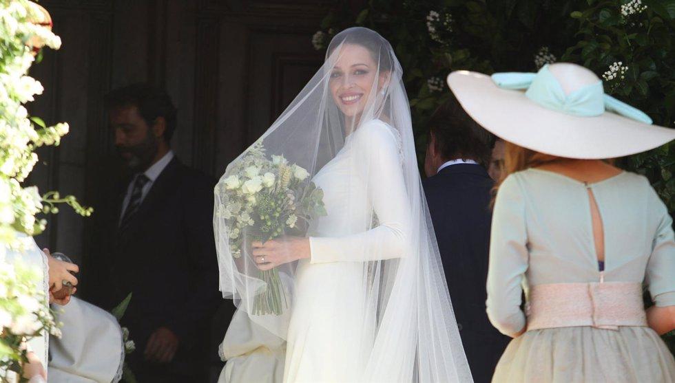 Vestido novia eva gonzalez pronovias