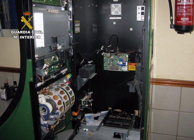 Imagen de la Operación Garbeo