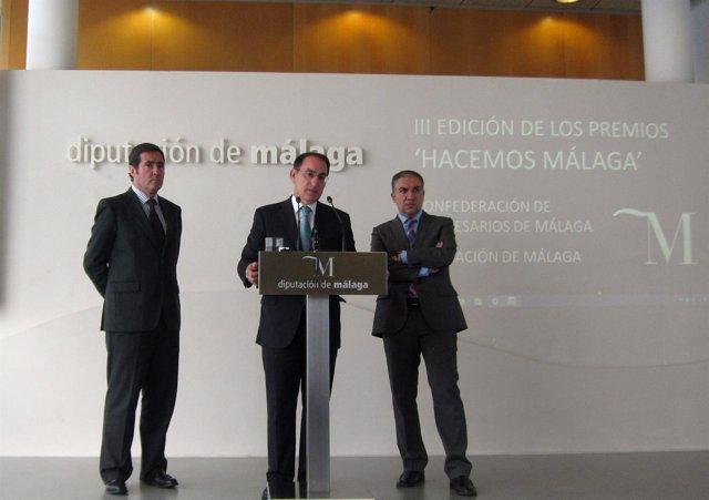 González de Lara, CEM y CEA, Elías Bendodo