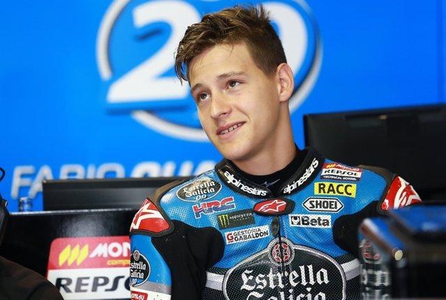 Fabio Quartararo Moto3 Australia