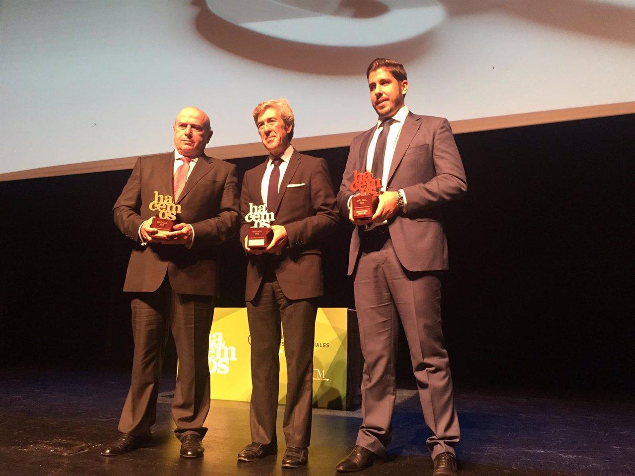 Greenglobe ganadores premios hacemos málaga