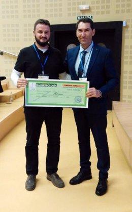 El profesor de la US Manuel Pérez Ruiz recibe el premio
