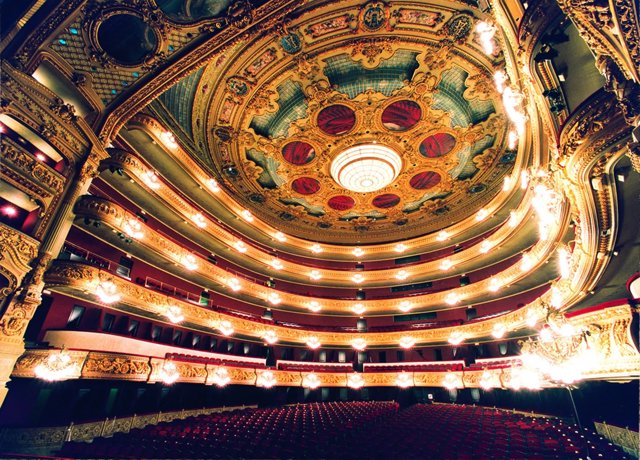 Gran Teatre del Liceu de Barcelona