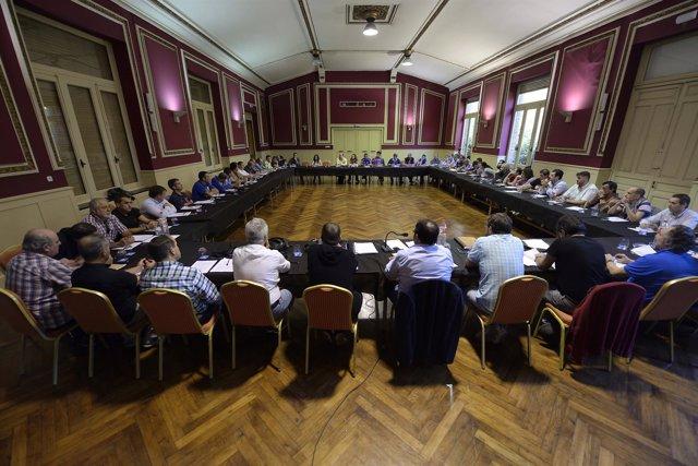 Consejo de la Federación de Industria de CCOO
