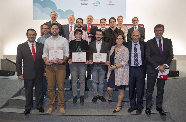 Premiados del programa YUZZ 2015