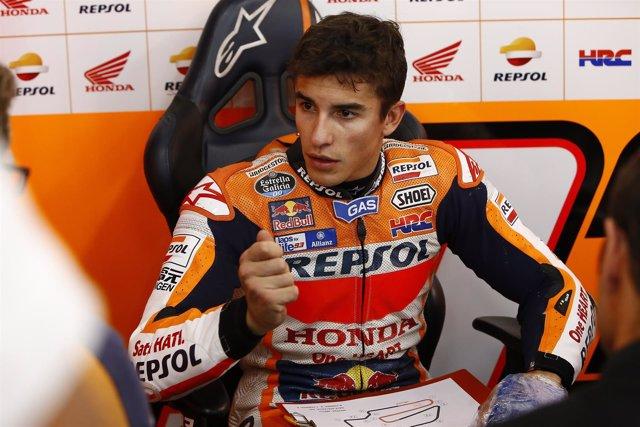 Marc Marquez, circuito de Motegi, MotoGP.