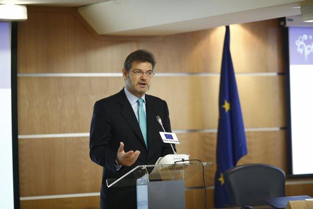 Rafael Catalá inaugura un Seminario sobre el reglamento europeo de sucesiones