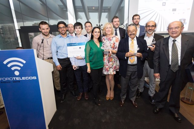 Premios ingenio tecnológico málaga ingenieros