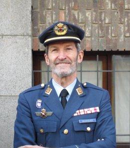 El JEMAD, general José Julio Rodríguez
