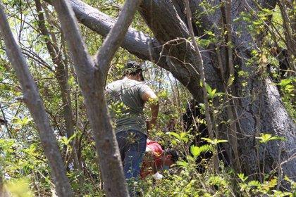 Hallan más de 100 cadáveres en una fosa común de México