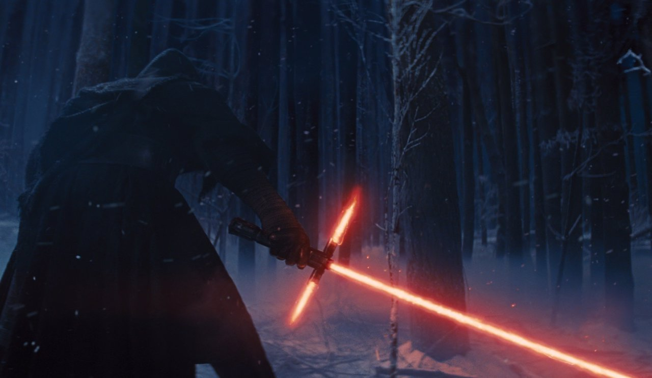 Star Wars VII, Kylo Ren