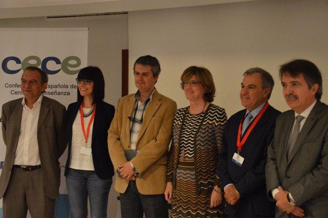 Congreso de CECE en Sevilla