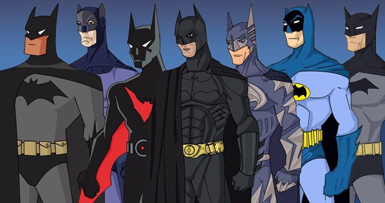 Imagen de trajes de Batman