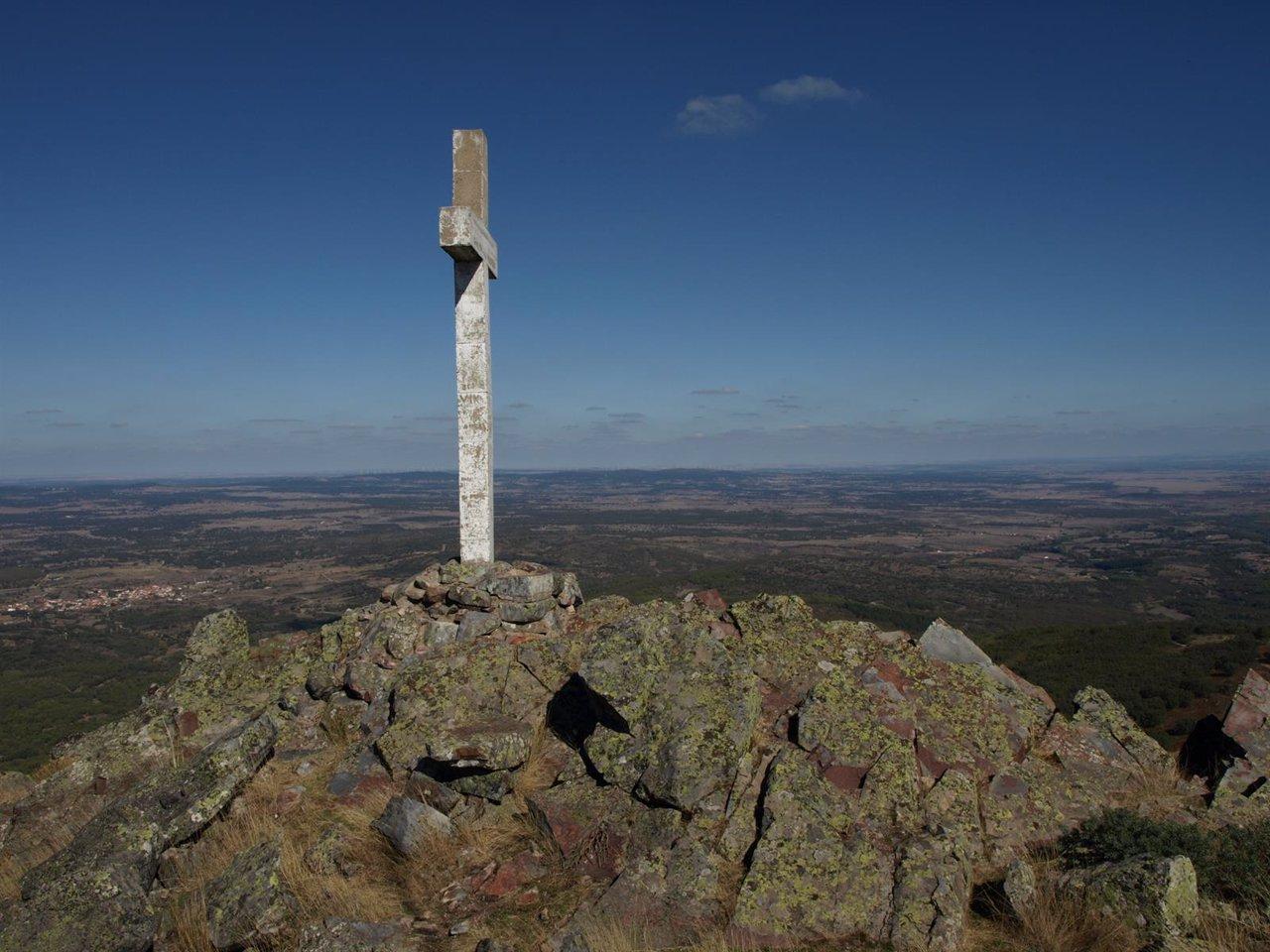 Paraje natural en la provincia de Salamanca