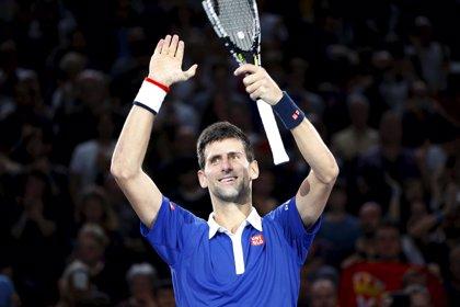 Djokovic se suma el sexto Masters 1.000 del año en París