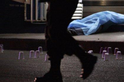"Encuentran 5 cadáveres torturados en México junto a un ""narcomensaje"""