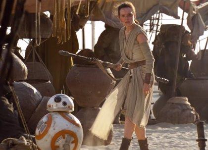 Imágenes inéditas de Star Wars 7 en el primer spot de El despertar de la Fuerza