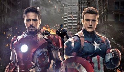 Los hermanos Russo estrenan el tráiler de Capitán América: Civil War