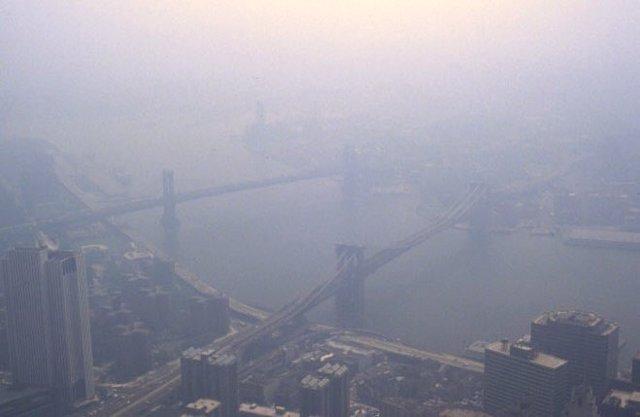 Contaminación en Nueva York