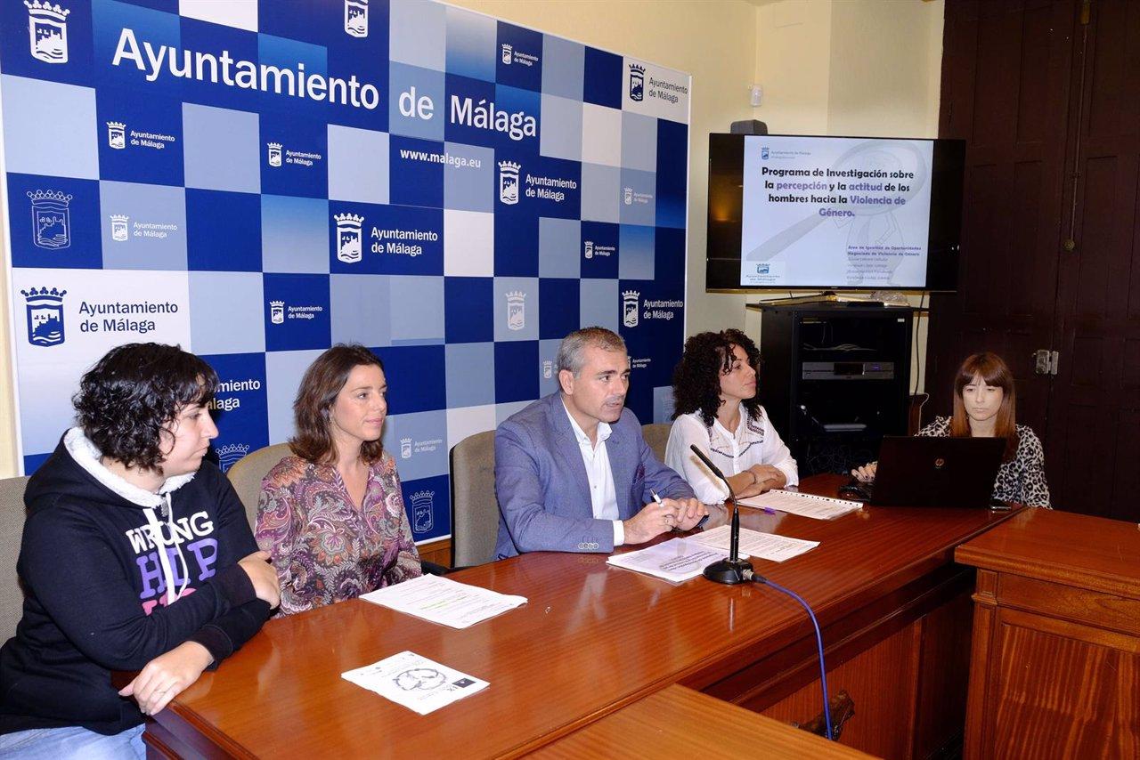 Investigación ayuntamiento málaga violencia de género maltrato