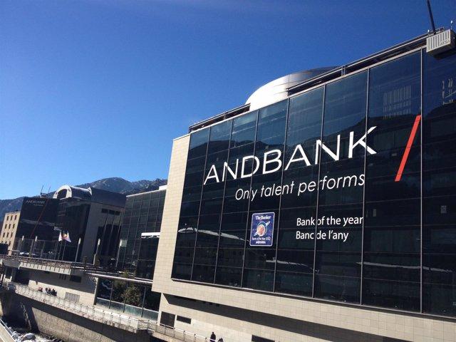 Sede de Andbank