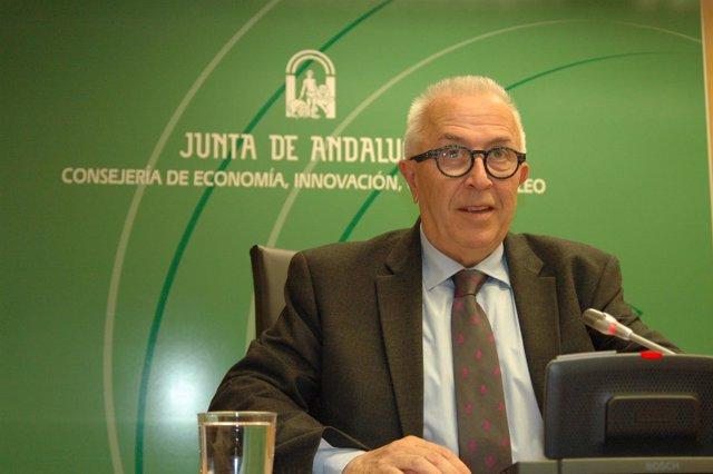 Sánchez Maldonado, en rueda de prensa