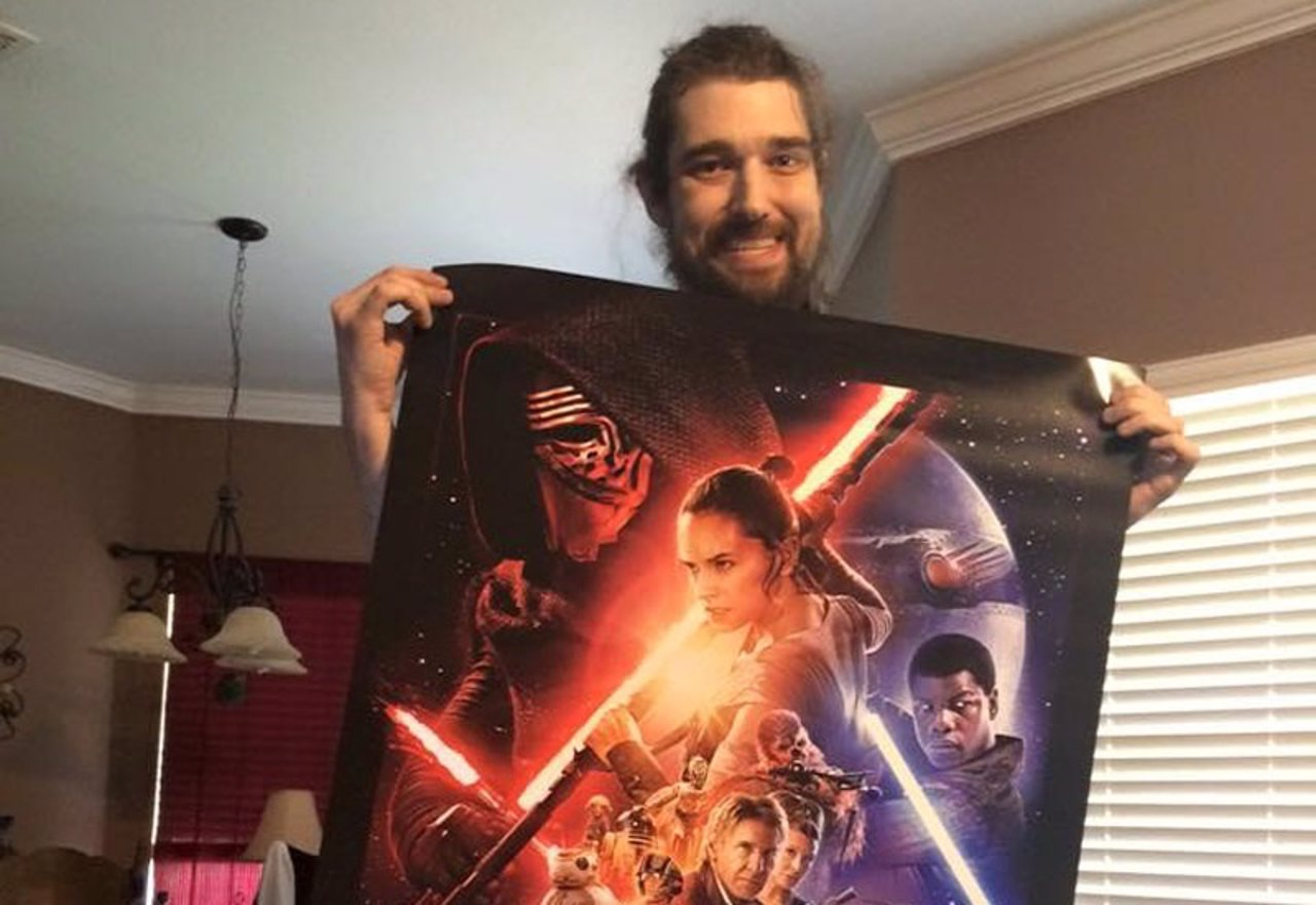 Daniel Fleetwood, fan Star Wars