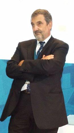 Luis Miguel Gilpérez, presidente de Telefónica España