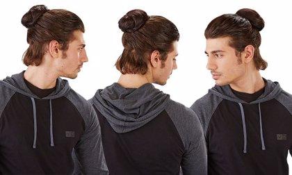 Moños nido postizos: La nueva moda masculina