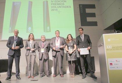 FENIN otorga su 'Premios Voluntades 2015' a Johnson&Johnson, Philips, St.Jude Medical, Siemens Healthcare y Urgo Medical