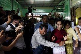 Suu Kyi logra mantener su escaño en el Parlamento de Birmania, según confirma la Comisión Electoral