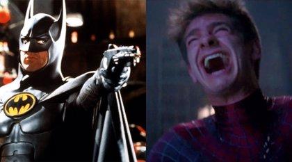 """Michael Keaton: """"Batman nunca lloraría como esa nenaza de Spiderman"""""""