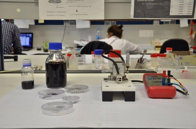 Nuevo material que ayudaría a aumentar la eficiencia en la producción de fármaco