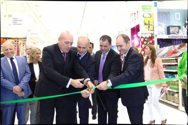 Perfect Leroy Merlin Inaugura Su Primera Tienda En Granada Tras Una Inversión De 24  Millones Y Genera 200 Empleos