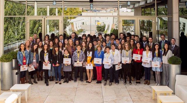 Fundación Prosegur, Becas Talento 2015
