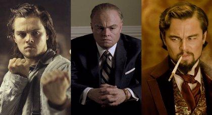 Leonardo DiCaprio, en 10 películas