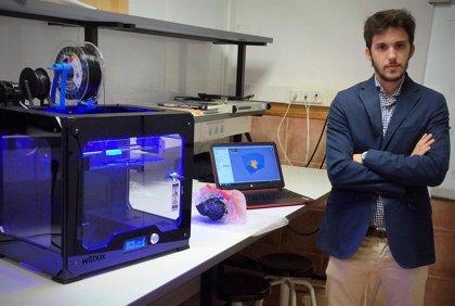 El concurso 'El Ser Creativo' premia un alumno del CEU por crear una impresora 3D para la terapia quirúrgico del cáncer