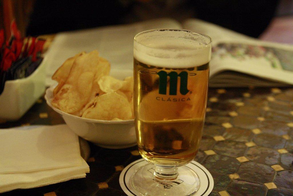 Restorán Mahou reabre simbólicamente en Madrid