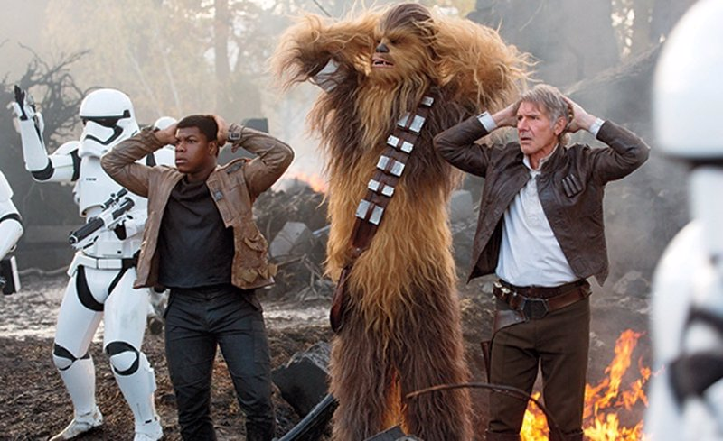 Star Wars 7: 27 imágenes inéditas (y muy reveladoras) de El despertar de la Fuerza
