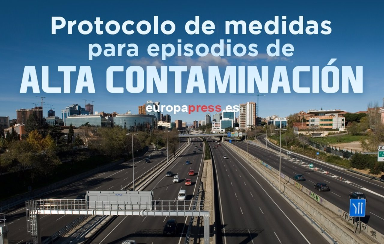 Protocolo de medidas para episodios de alta contaminación