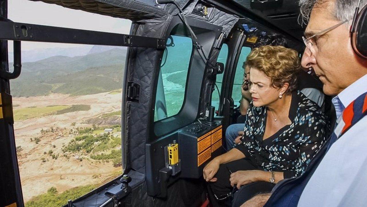 Samarco será multada em R$ 250 milhões por danos provocados em Mariana