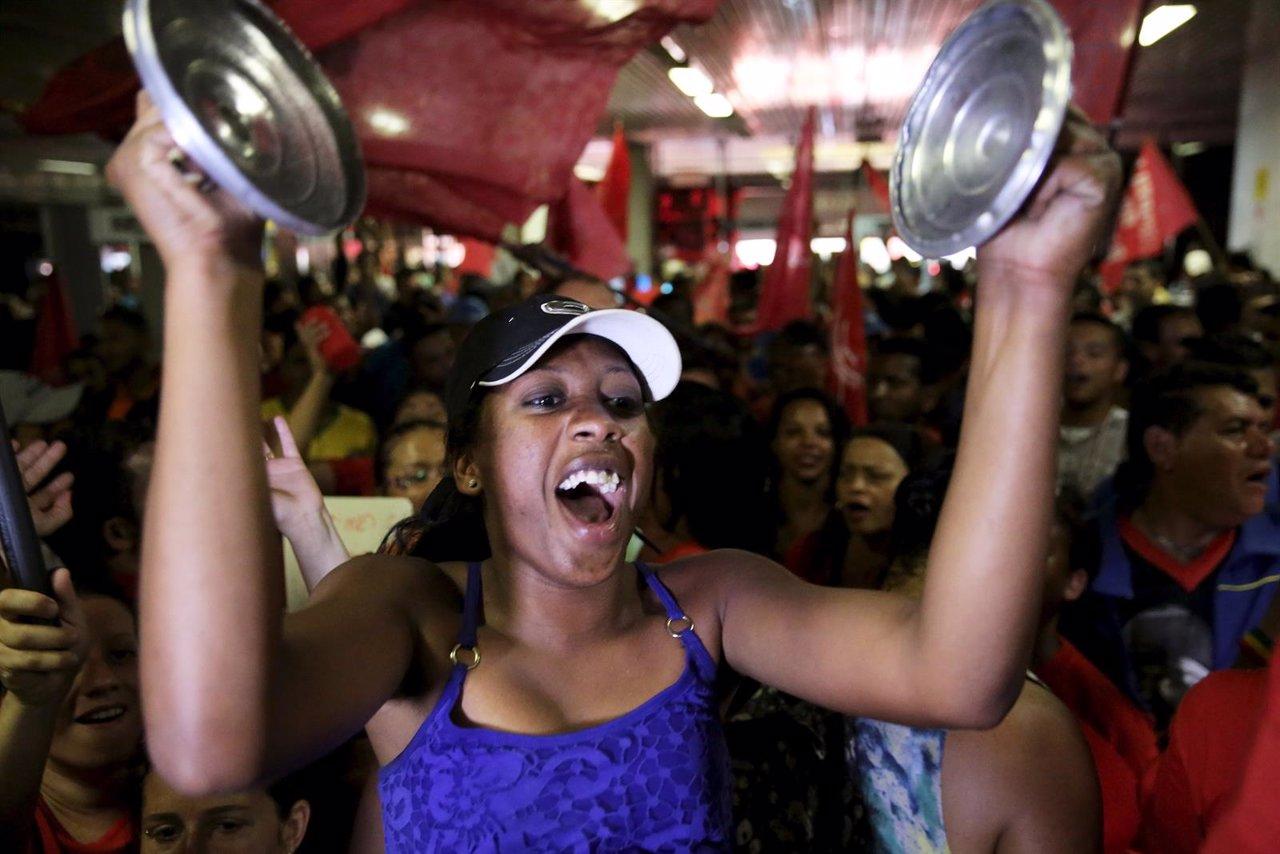Protesta Brasil