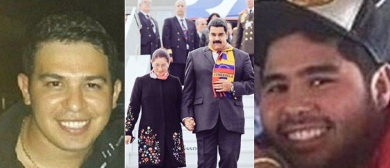 Sobrinos de Maduro detenidos por narcotráfico