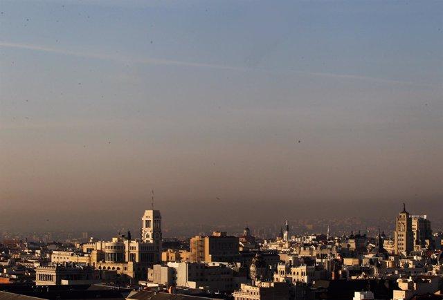 Madrid seguirá con boina de contaminación una semana más 4c1ec1ff23d