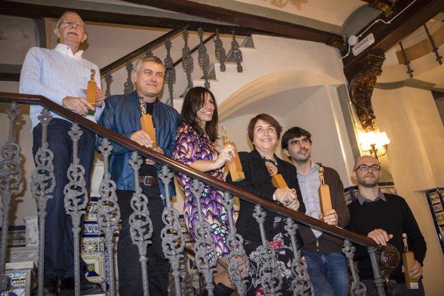 Ganadores de los Premis Ciutat d'Alzira