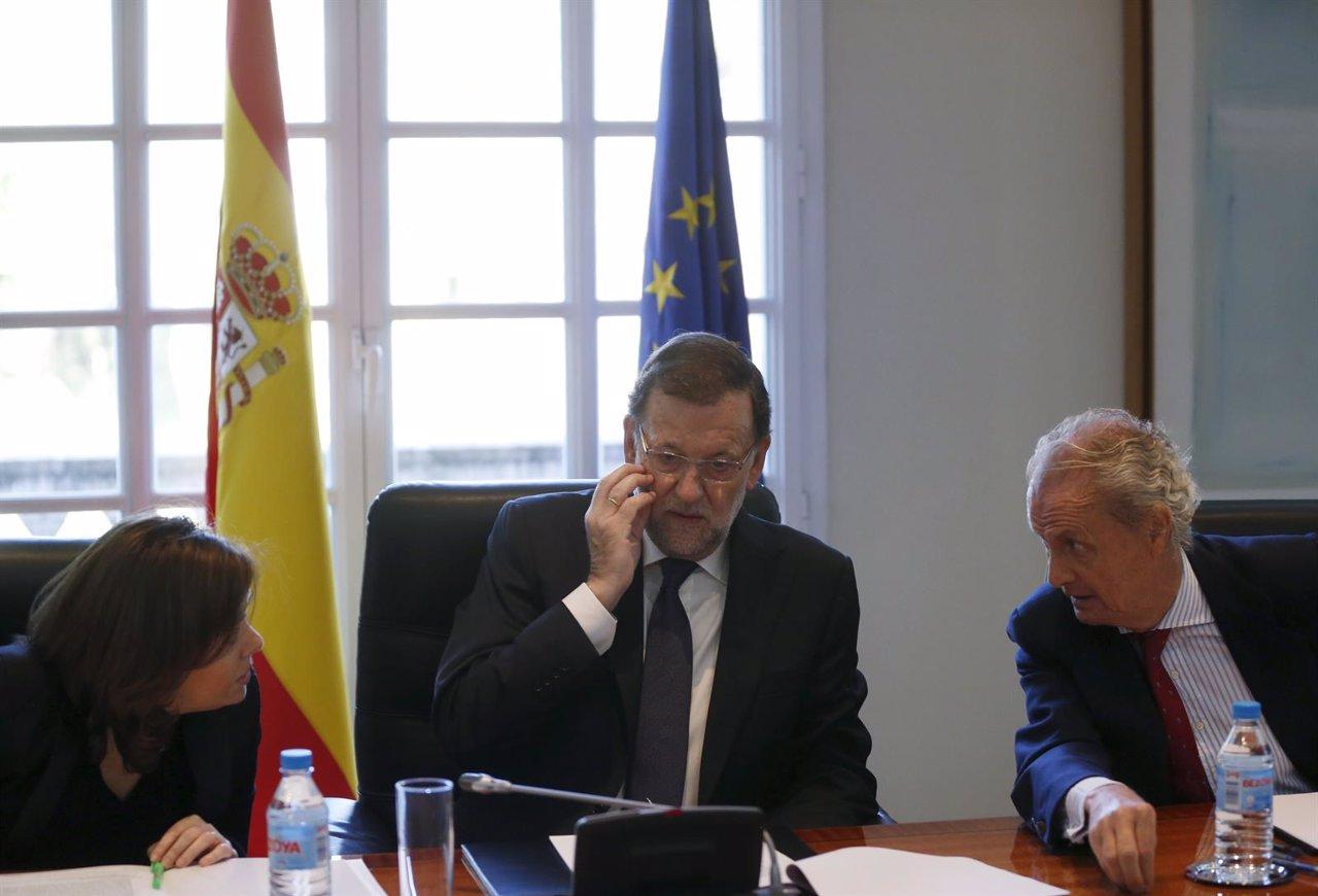 Rajoy preside el Consejo de Seguridad Nacional
