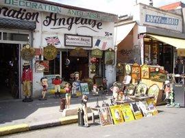 La Policía ordena el cierre de los mercados callejeros de París hasta el jueves
