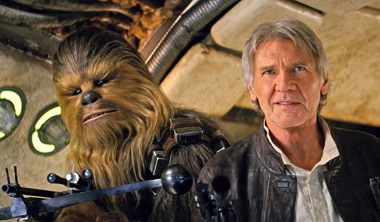 Han Solo en Star Wars 7