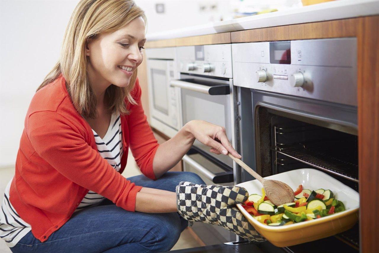 Cocinar de forma segura, comida, alimentos, cocinando