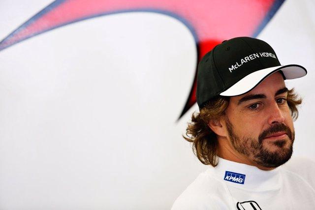 Fernando Alonso Russian Grand Prix